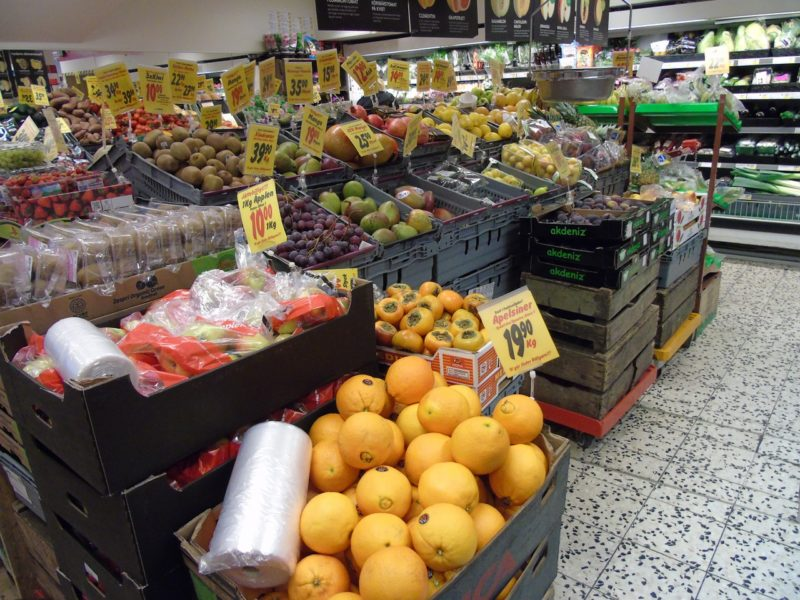 嫁さんが働くスーパーマーケットの万引き事情!