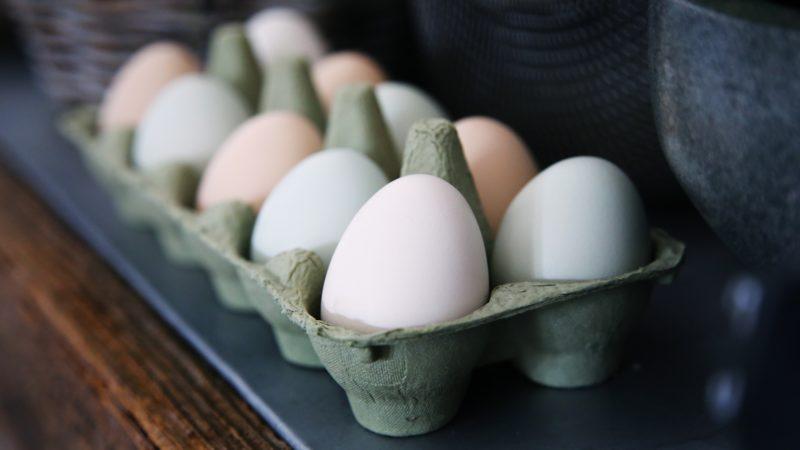 殻むき簡単!!とろ~り美味しい半熟ゆで卵の作り方!