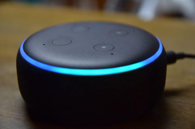 Amazon Echo Dot(アレクサ)を1ヶ月使った感想は?進化するスマートスピーカー!!